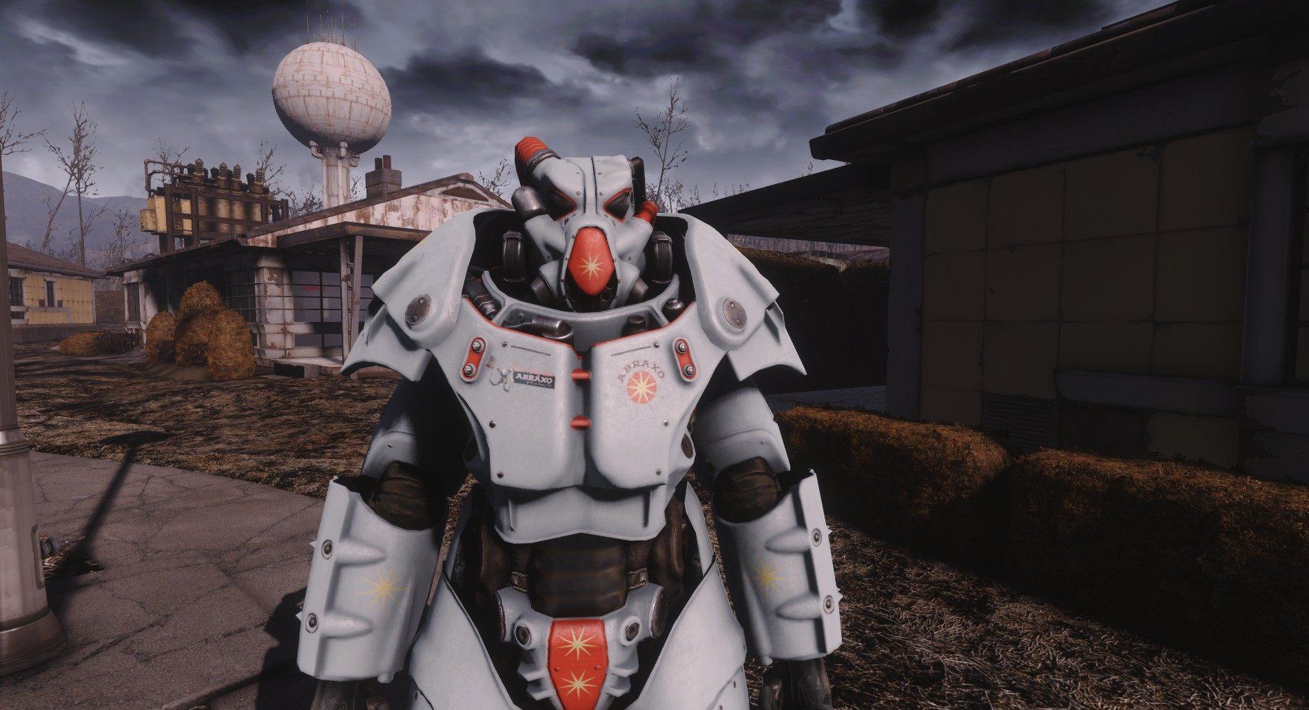 Fallout 4 Power Armor Paints
