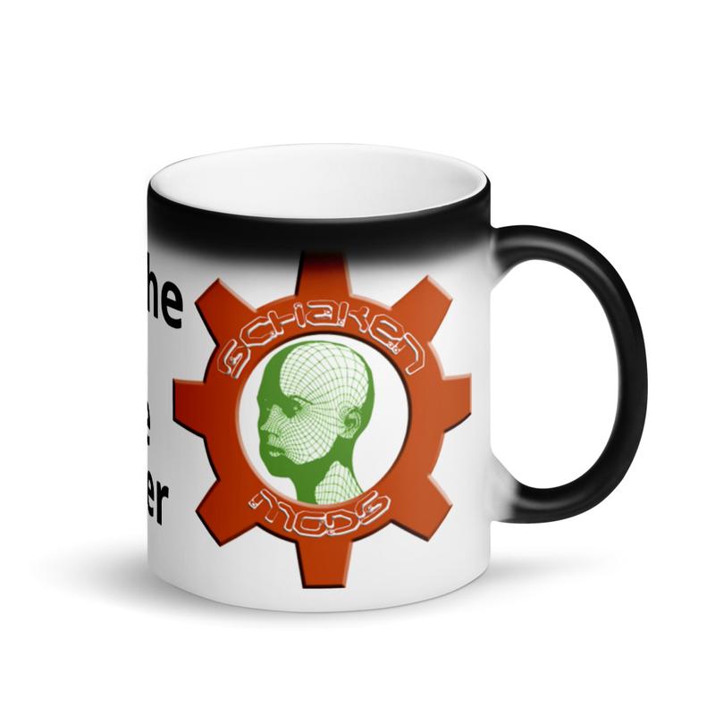 Schaken-Mods Black Magic Mug (Color Changing)